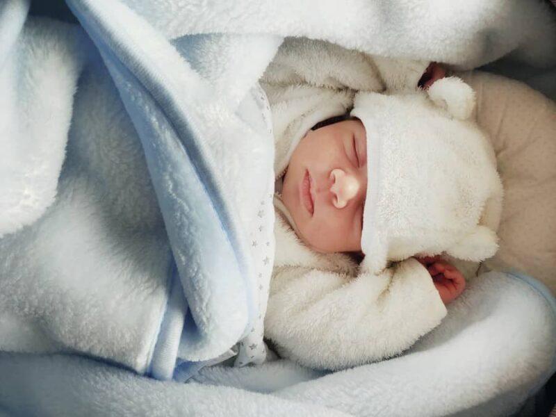 Baby schläft nicht ein trotz Müdigkeit