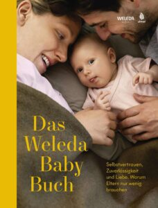 Das Weleda Babybuch - Baby schläft nicht ein trotz Müdigkeit?