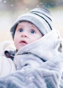 Baby Erstausstattung Winter