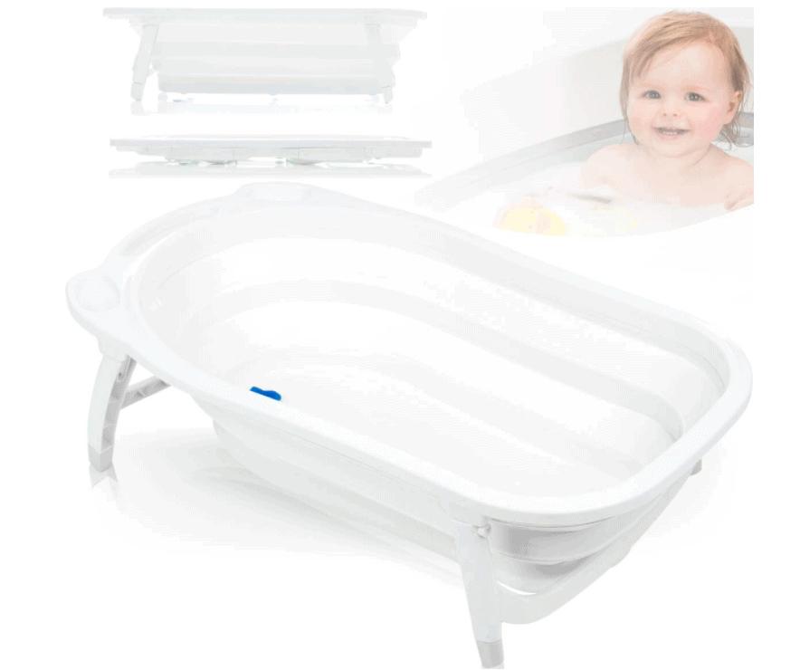 Baby-Erstausstattung-Liste Badewanne Baby