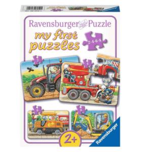 Puzzle ab 2