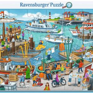 schönes Puzzle ab 4 Jahren