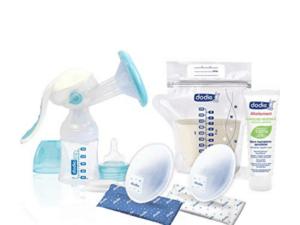 Baby-Erstausstattung-Liste Milchpumpe