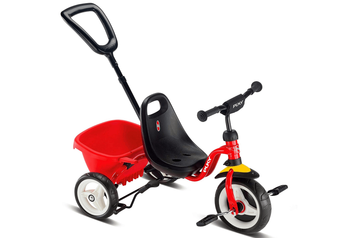 Dreirad mit Griff - Grobmotorik Definition