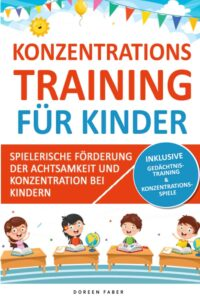 Familienbücher - Konzentrationstraining für Kinder