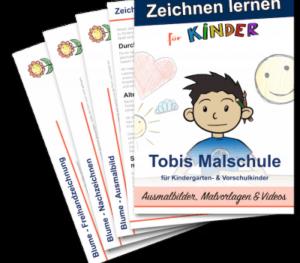 Zeichnen-lernen-Kinder-Banner