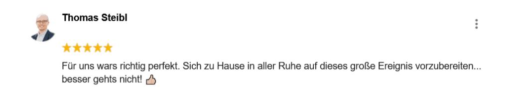 Amelie Zitny und Dr. Jasmin Rahhal-Schupp Erfahrungen und Bewertungen 2
