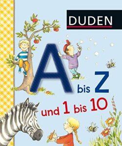 Duden A bis Z und 1 bis 10 Familienbücher