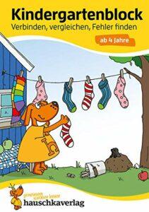 Kindergartenblock Familienbücher