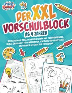 Vorschulblock ab 4 Jahren - Familienbuch
