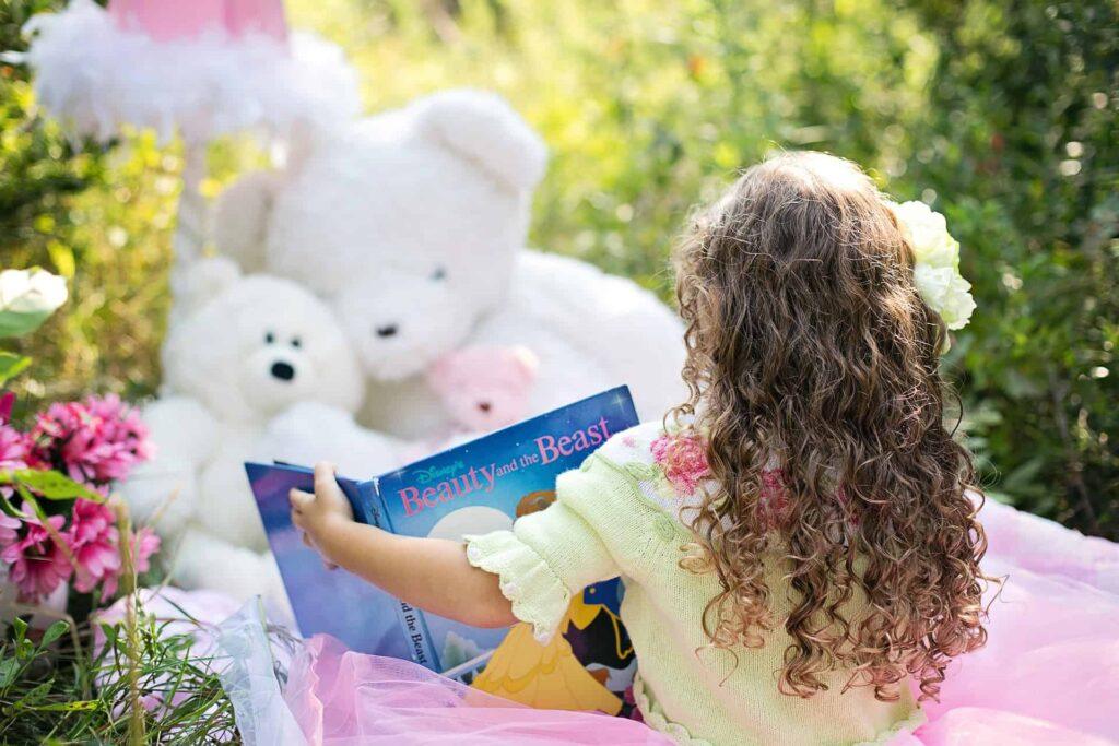 Familienzeit Bücher lesen