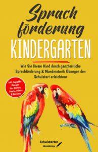 Sprachförderung Kindergarten